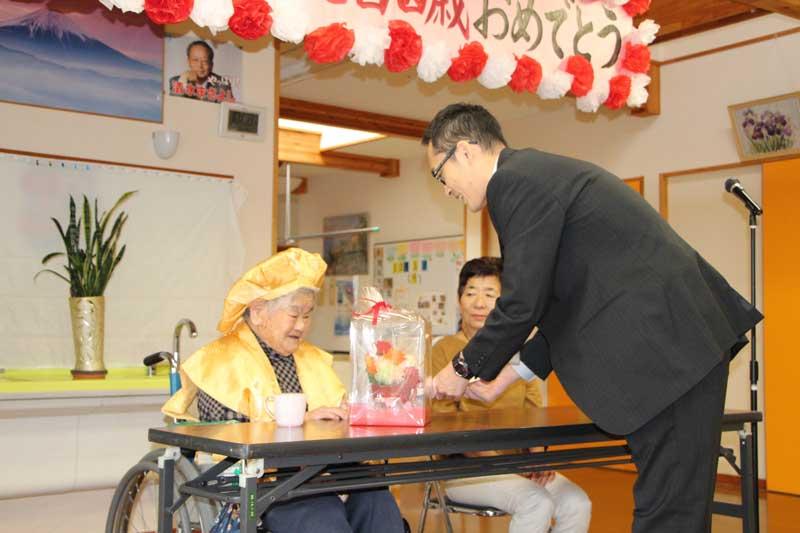 104歳長寿1