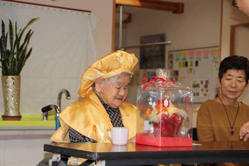 104歳長寿2